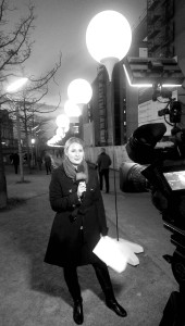 Vivian Upmann, Journalistin / Moderatorin / Sprecherin